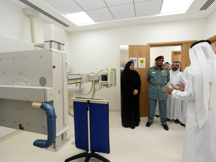 Medical test and visa processing centre opens in Dubai Health Care City