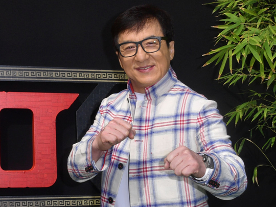 Jackie Chan on defying age with 'The Foreigner ...