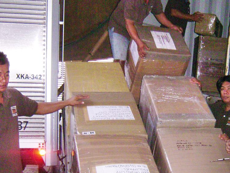 Makati express sea cargo rates