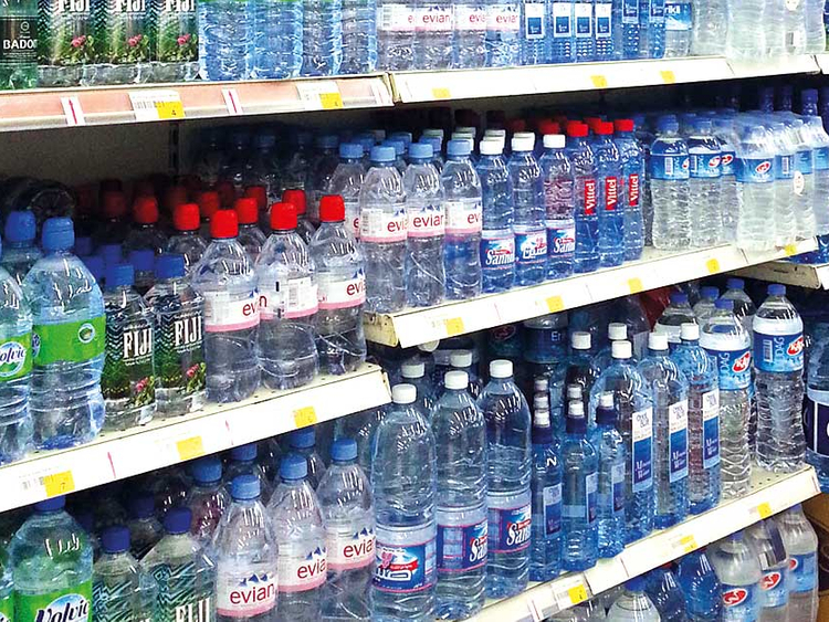 How much will you pay for a bottle of water?