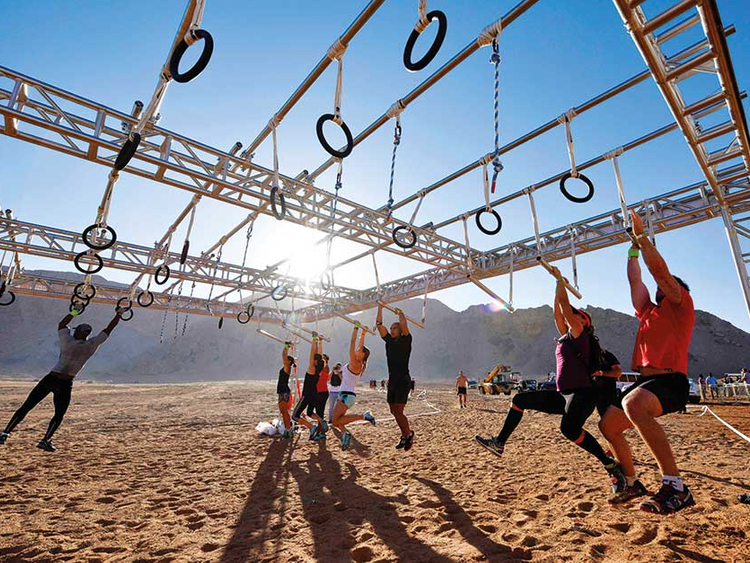 78c85ee37 5 ways to train for the XDubai Spartan race
