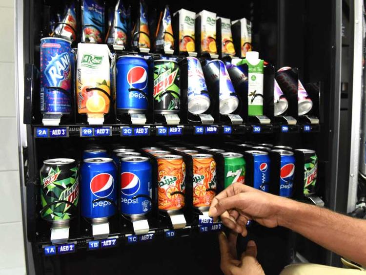 Vending Machine Price >> Price Paradox In Soft Drink Vending Machines