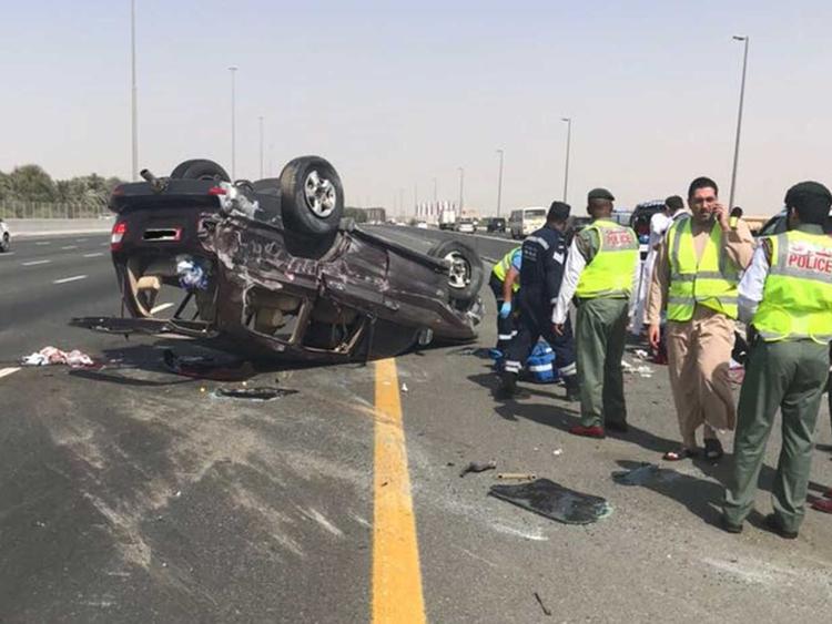 Girl 16 Dies In Dubai Accident Uae Gulf News