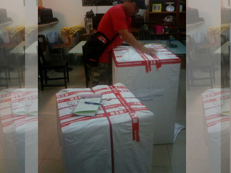 Filipinos should send balikbayan boxes only through