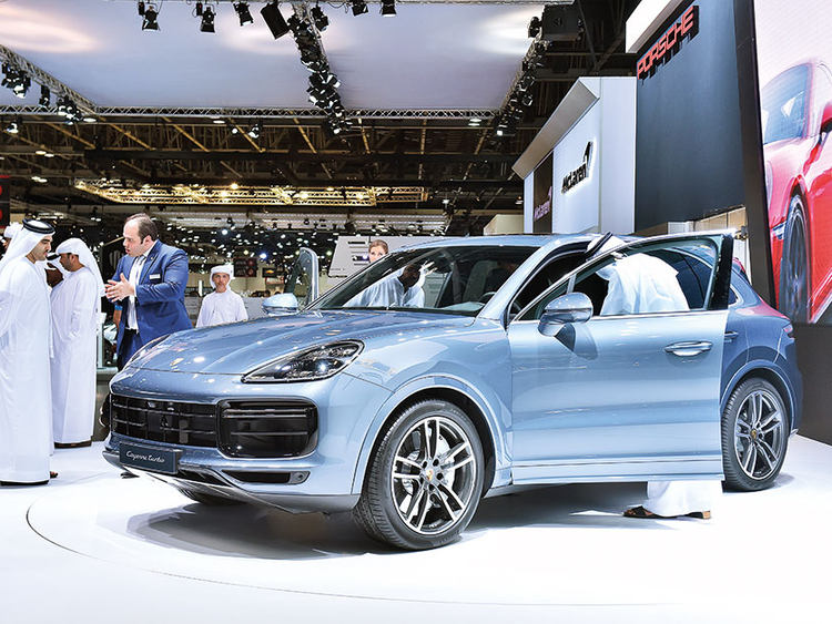 UAE\u0027s luxury car sales could be the first to recover