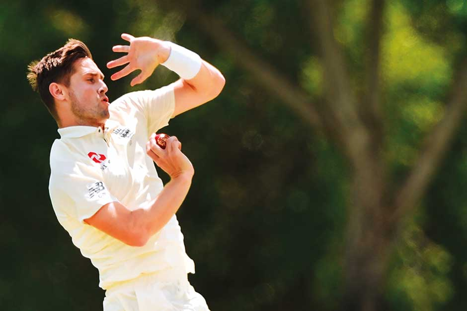 England's Chris Woakes returns home without playing a Test in India