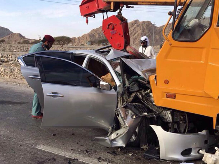 Expat killed, two brothers injured in UAE road crash