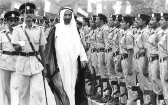 Shaikh Rashid, the father of modern Dubai | Government