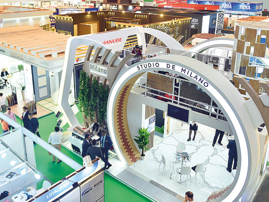 Big 5 construction show in Dubai postponed to September next year