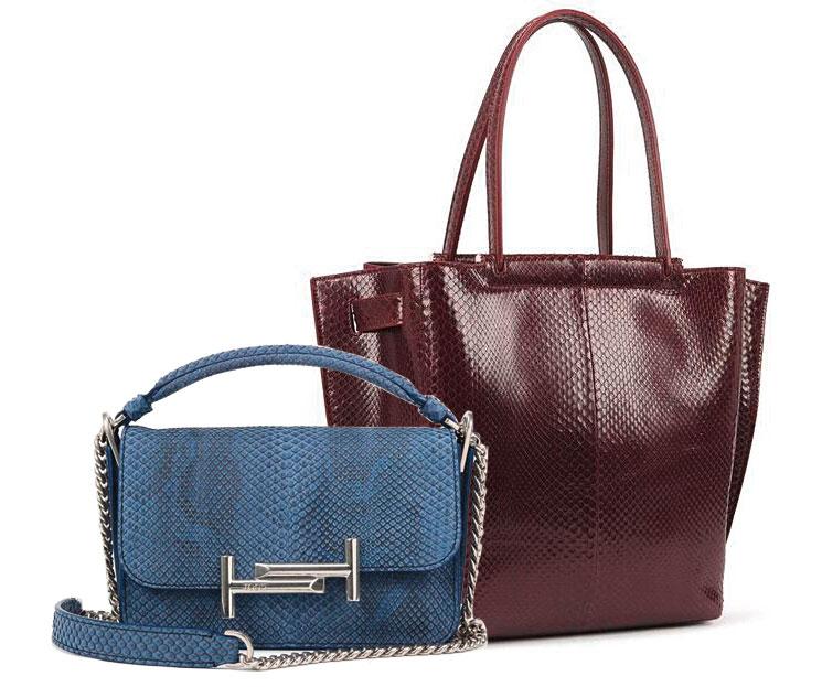ed65c6900d Hot Stuff: Tod's has a bag collection for Dubai