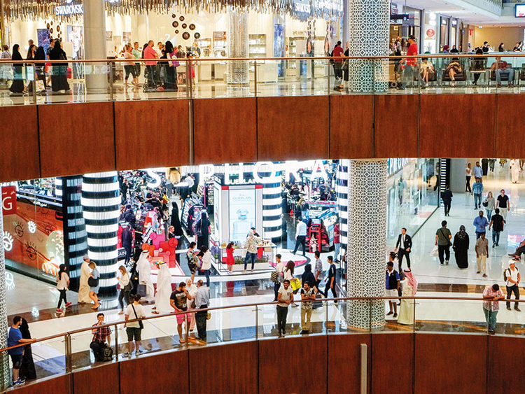 Emaar Malls profit inches down 1% in second quarter
