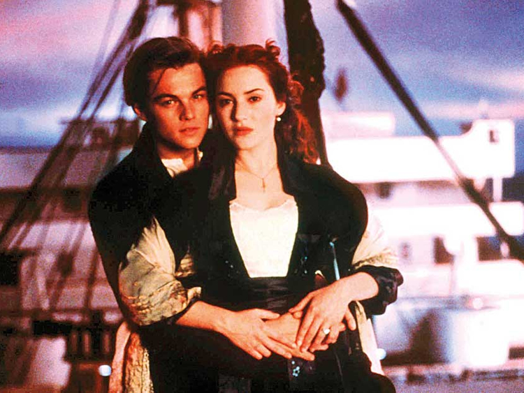 Titanic 20 Years On Top Scenes From The Film Entertainment