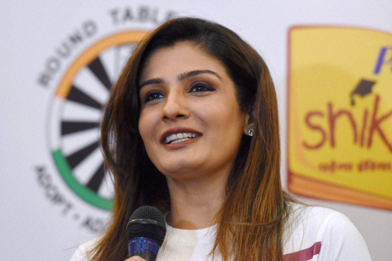 Raveena Tandon welcomes 'clean up' after Bollywood drug probe intensifies