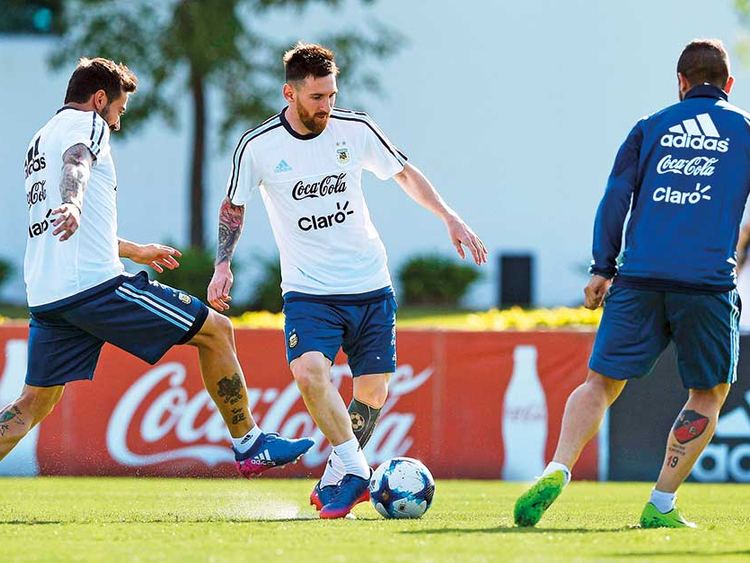 Could the unthinkable happen to Argentina and Messi