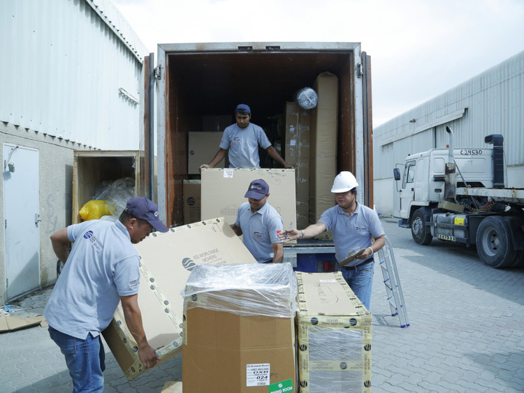 For moving firms, coming in or going out means good business