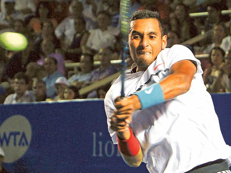 Covid 19 Kyrgios Hits Out After Djokovic S Father Blames Dimitrov Tennis Gulf News