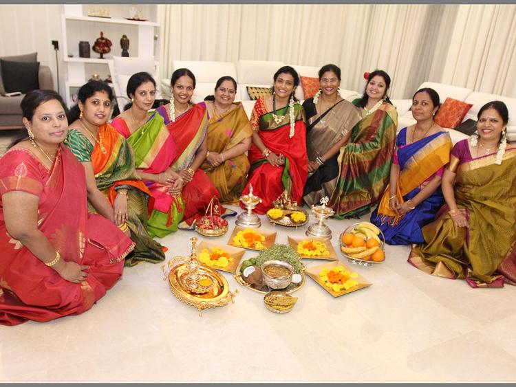 Telugu community in the UAE celebrates 'Ugadi' new year