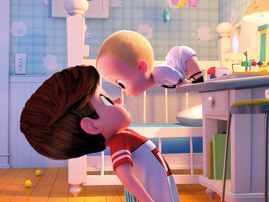 'Boss Baby' film review: Alec Baldwin shines   Movie ...