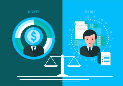 A high salary or job satisfaction?