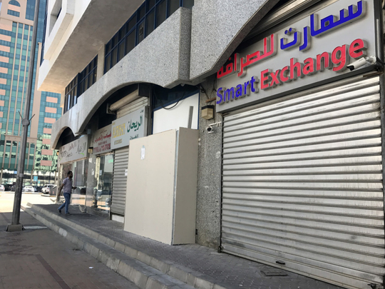 Uae Central Bank Orders Closure Of Money Exchange Crime Gulf News