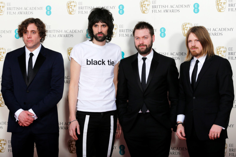 Kasabian release sixth studio album 'For Crying Out Loud