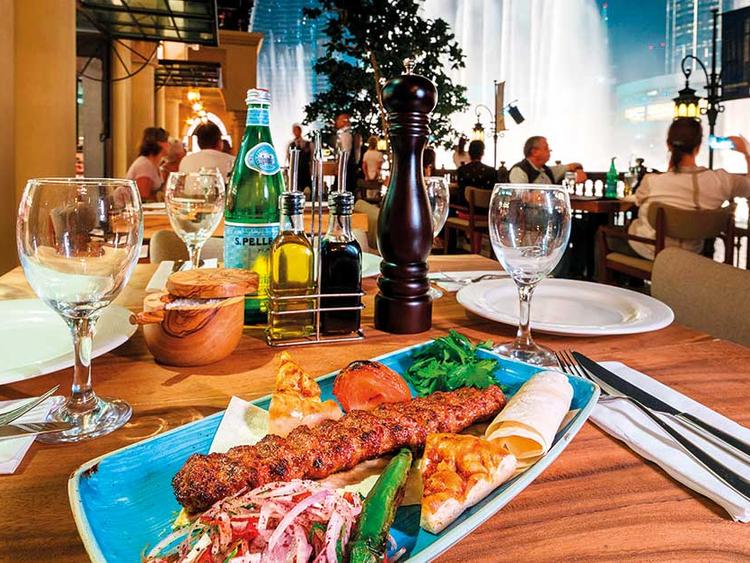 Nusret Dubai Karte.Iftar Of The Day Gunaydin Dubai Food Gulf News