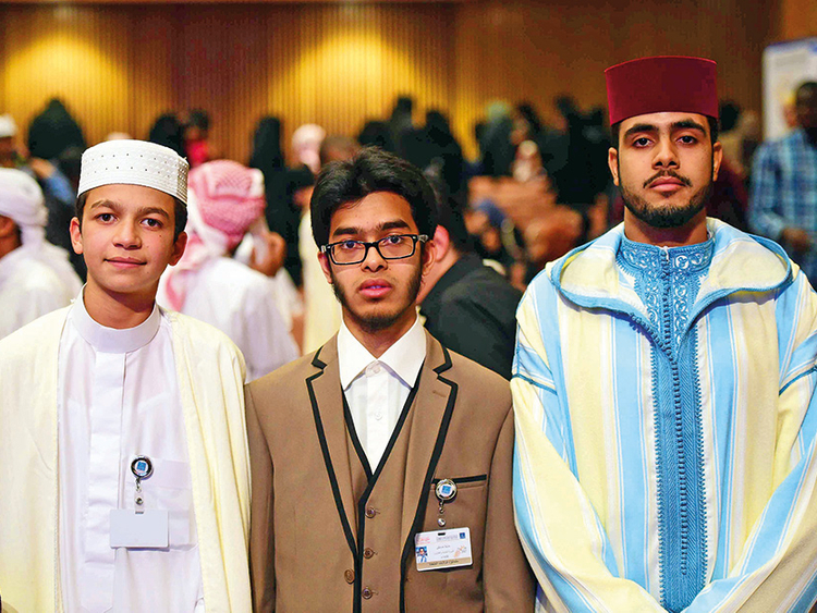 American wins best voice contest at Quran award | Society