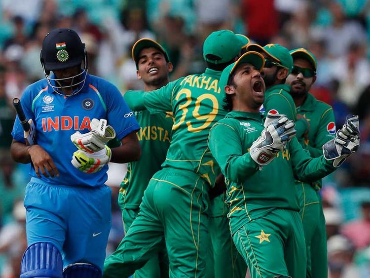 2017 ICC Champions Trophy Final