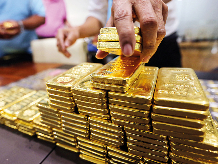 Dh171 75 Per Gram Dubai Gold Price At