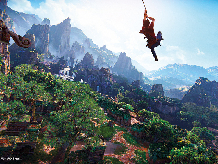 Uncharted heads to India for Lost Legacy | Gaming – Gulf News