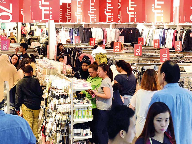 Up to 90% discount at this mega warehouse sale in Dubai