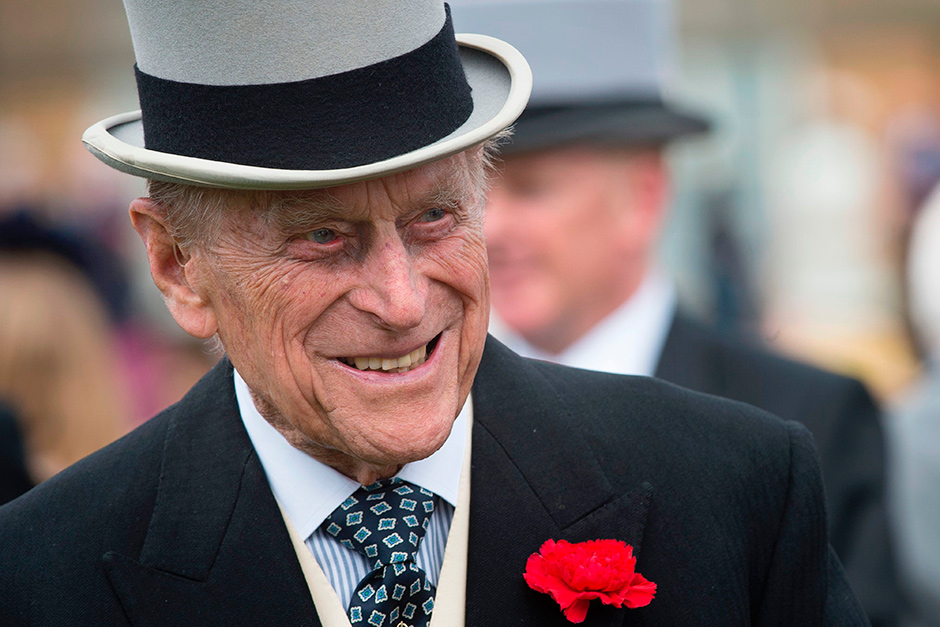 How Prince Philip navigated the most challenging of corporate dress codes