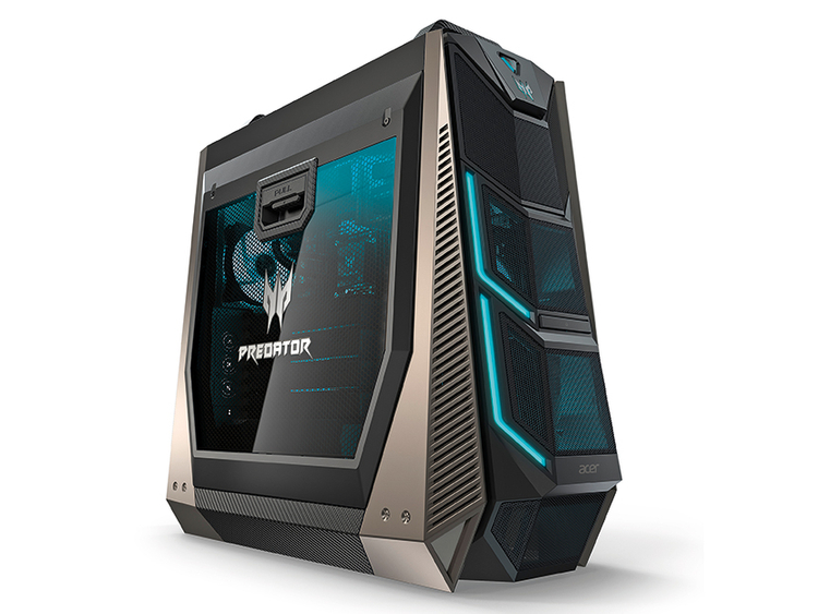 Acer expands Predator gaming arsenal with powerful PC