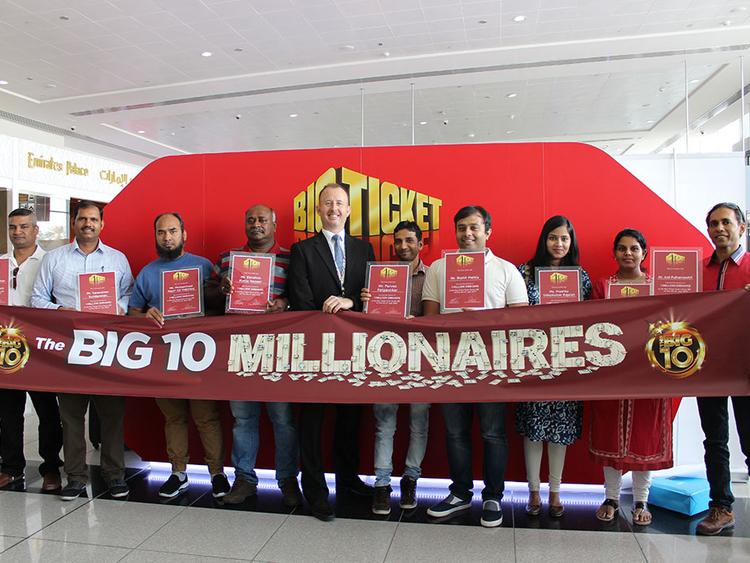 Missing' Big Ticket Dh7 million winner found