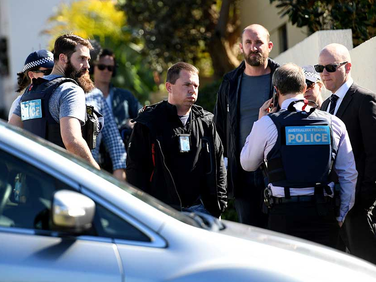 UAE, Australia and Netherlands in huge drug bust   Oceania