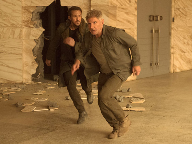 Blade Runner 2049: Ryan Gosling, Harrison Ford on father-son theory