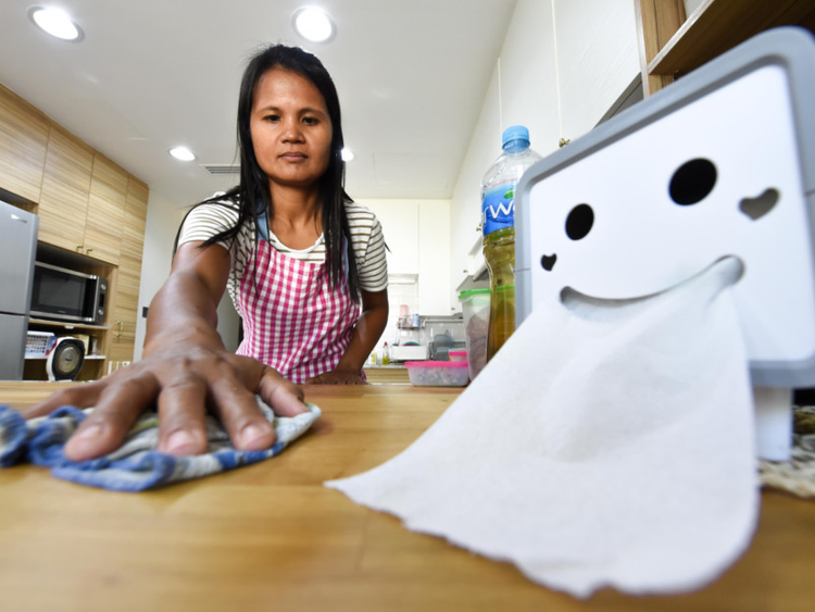 Shaikh Khalifa approves law on domestic workers | Government