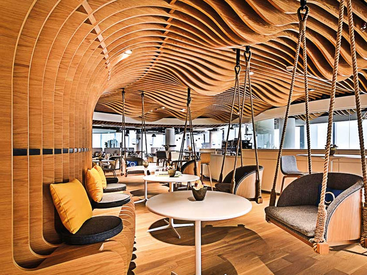 Smart Dubai Office facelift creates eco-tech hub