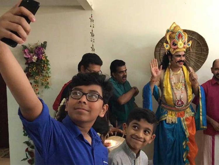 Onam in UAE: Mythical king visits Dubai families
