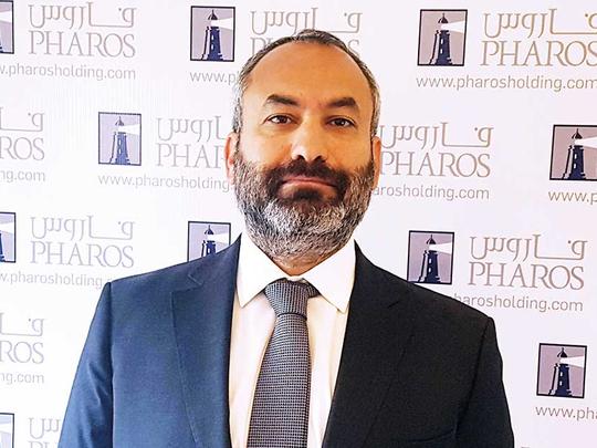 Pharos egypt investment banking niklas andereck investment