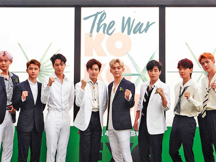 Exo in Dubai: Everything you need to know   Music – Gulf News