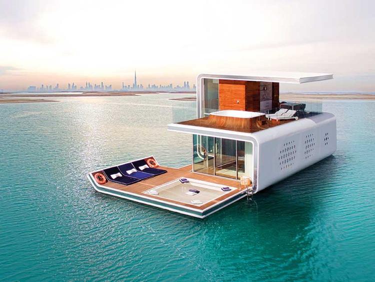 Super Floating Seahorse Truth Vs Hype Uae Gulf News Download Free Architecture Designs Intelgarnamadebymaigaardcom