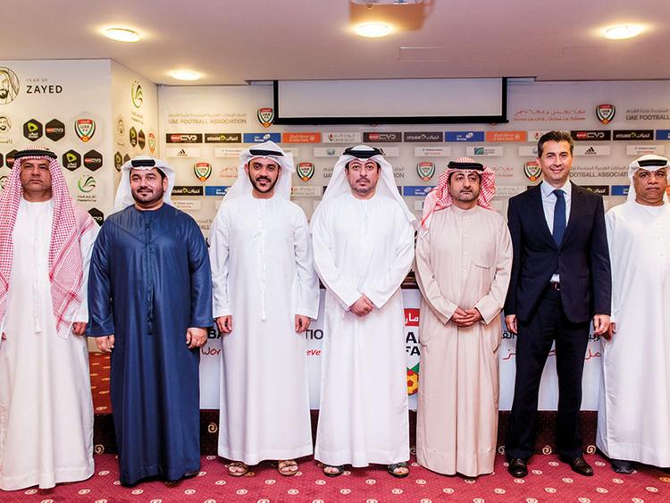 UAE Football Association Academy League gets a boost | Uae