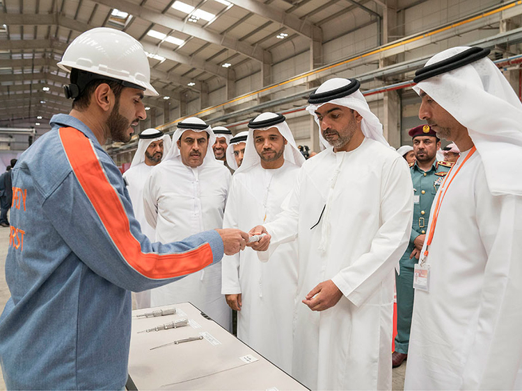 New aluminium manufacturing facility opens in Kizad