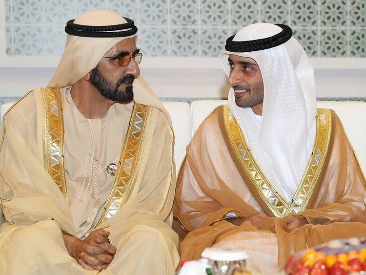 Shaikh Mohammad's daughter gets married | Government – Gulf News