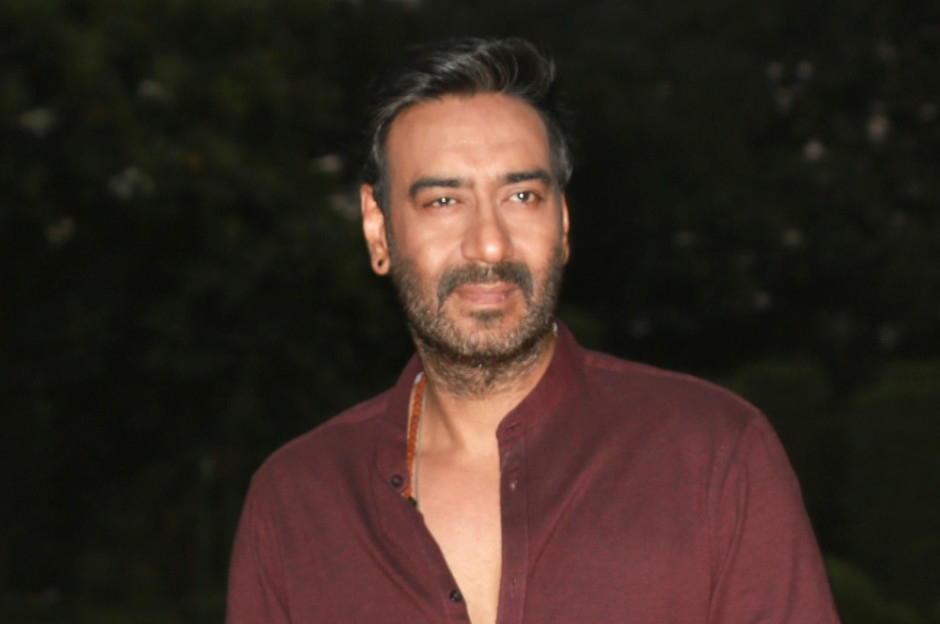 Bollywood star Ajay Devgn gears up for his web series debut