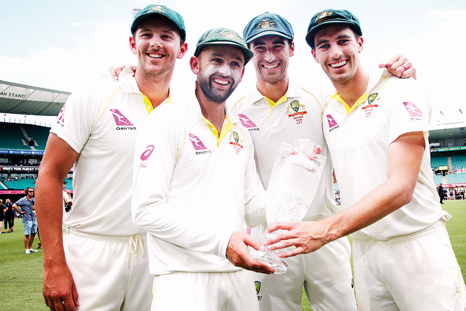 Sandpapergate: Stop the rumour-mongering and innuendo, says Starc & Co