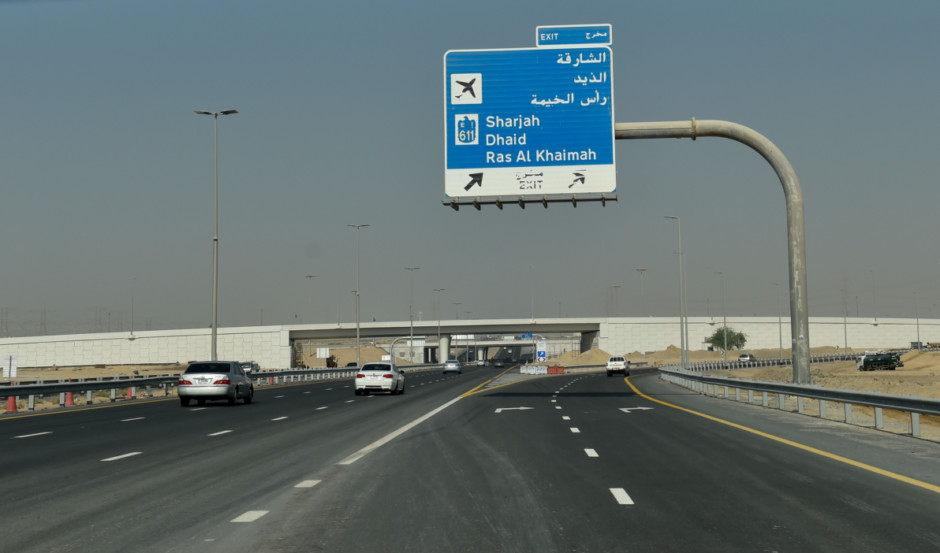 Image result for Faster Dubai-Sharjah drive as Tripoli Street opens today Staff Reporter/Dubai