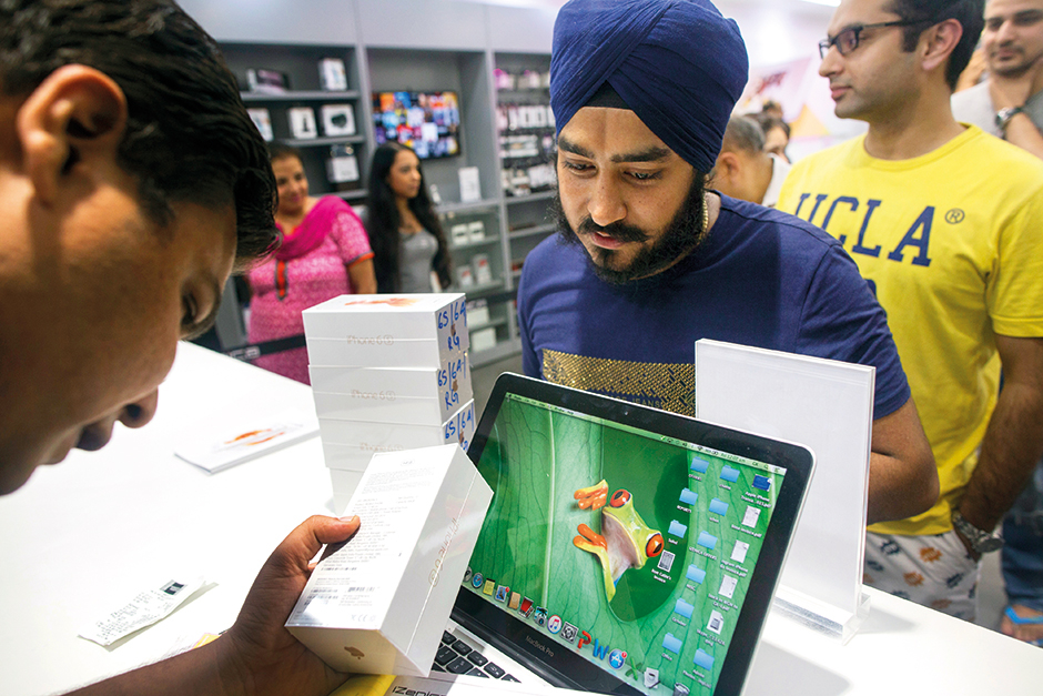 Apple to launch online store in India on September 23