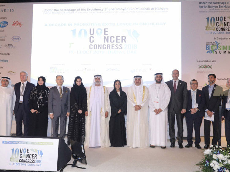 10th UAE Cancer Congress: New therapies to change face of